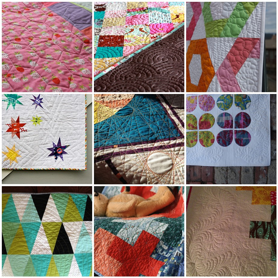 Friday Quilted Favorites 5.10.13