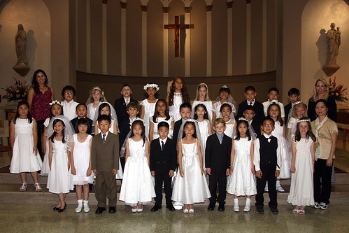 1st Communion Group 2013