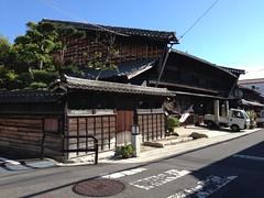 Former Nakatsugawa village lord's residence