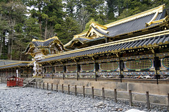 Toshogu Shrine - Nikko