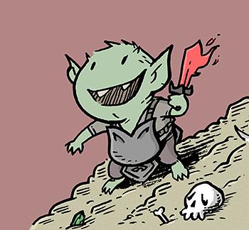Goblin Adventurer!