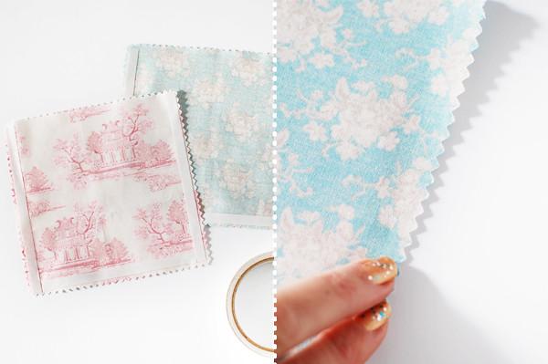 Make Me: Fabric Gift Bags