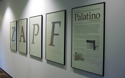 Typography on the Microsoft Campus » DamienG