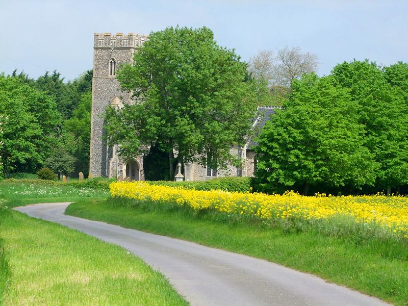 Tivetshall St Margaret