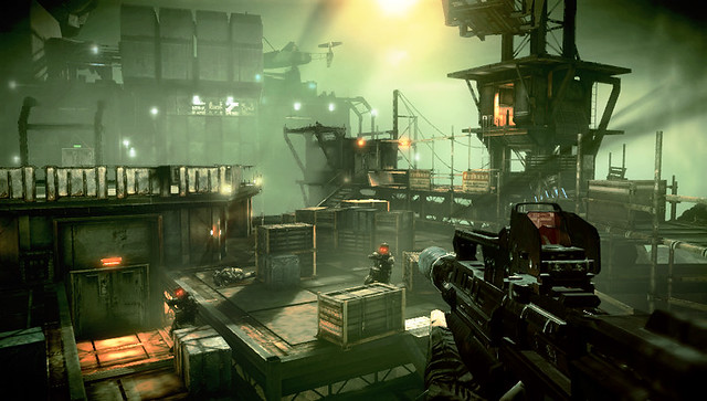 Killzone Mercenary on PS Vita