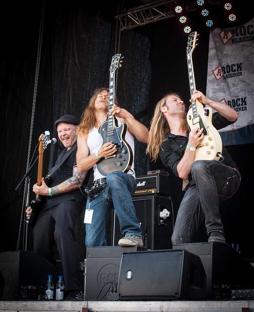 Audrey Horne: Live at Sweden Rock Festival 2013