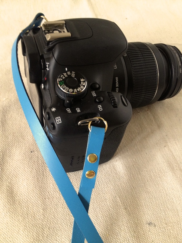 Fabric Paper Glue | 5-Minute Camera Strap