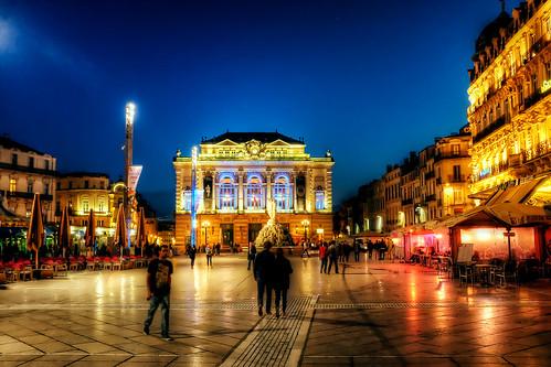 Place de la Comédie by szeke