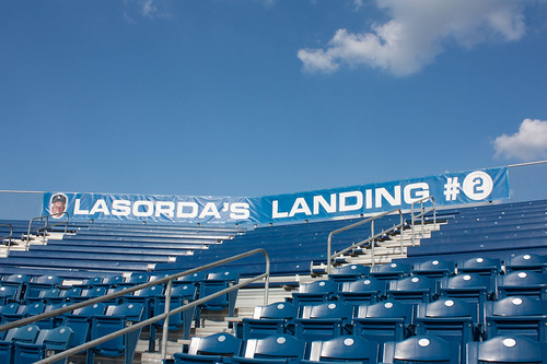 Lasorda's Landing at AT&T Field - Home of the Chattanooga Lookouts