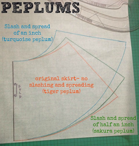 peplums