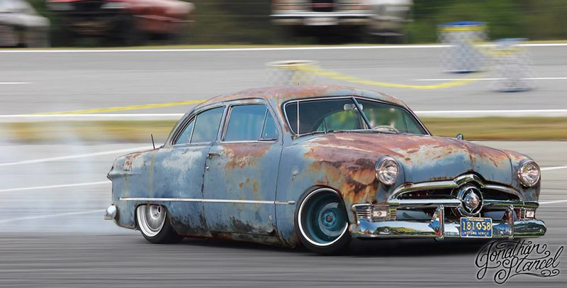 1950 Shoebox Ford built for drifting| Builds and Project Cars forum