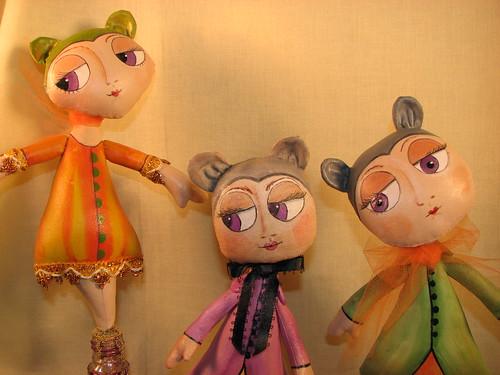 Minnie, Maggie & Matilda
