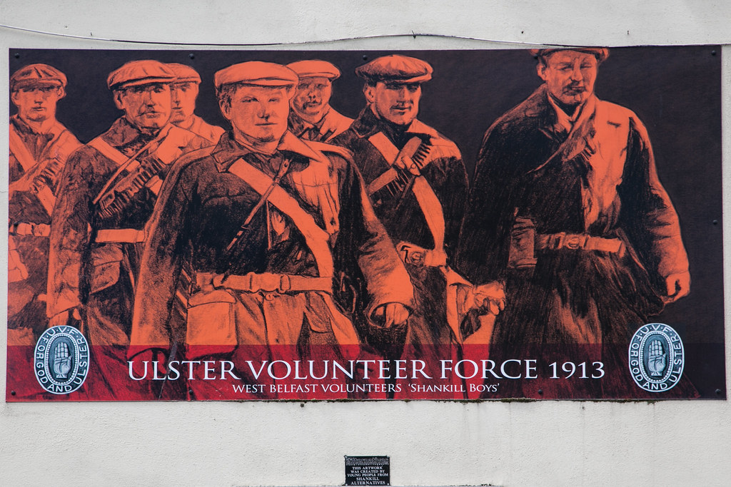 Ulster Volunteer Force 1913