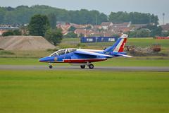 2013.06 FRANCE - LE BOURGET - 50° Salon de l'Aéronautique - Patrouille de France
