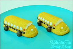 Creative and Cute Back to School Snacks for the Kids