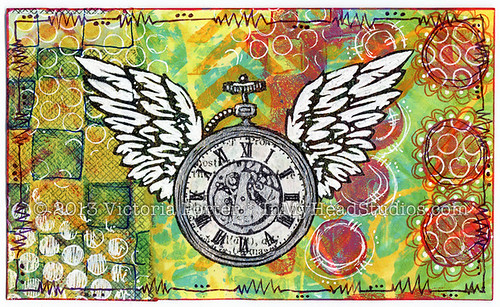 """Time Flies"" ICAD : 6-28-13"