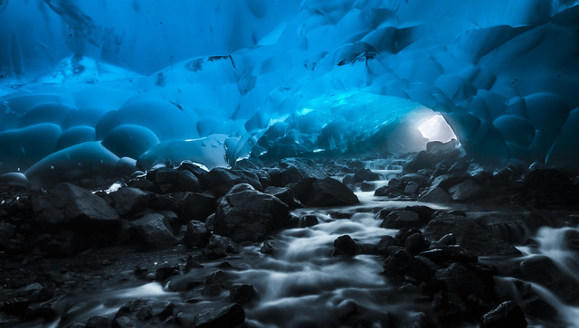 Juneau - Mendenhall Ice Cave 3