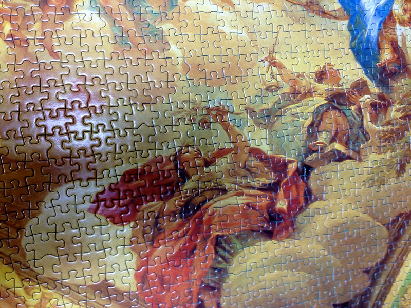 Trionfo degli Asburgo - Detail #1