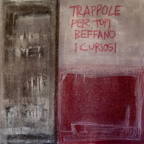 TRAPPOLE PER TOPI BEFFANO I CURIOSI by Irene Papini