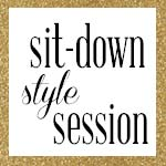 Sit-down Style Session Button