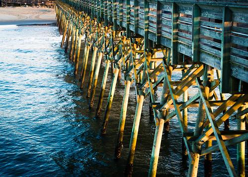 sc sunrise pier pentax southcarolina gardencity tamron18200 pentaxk30