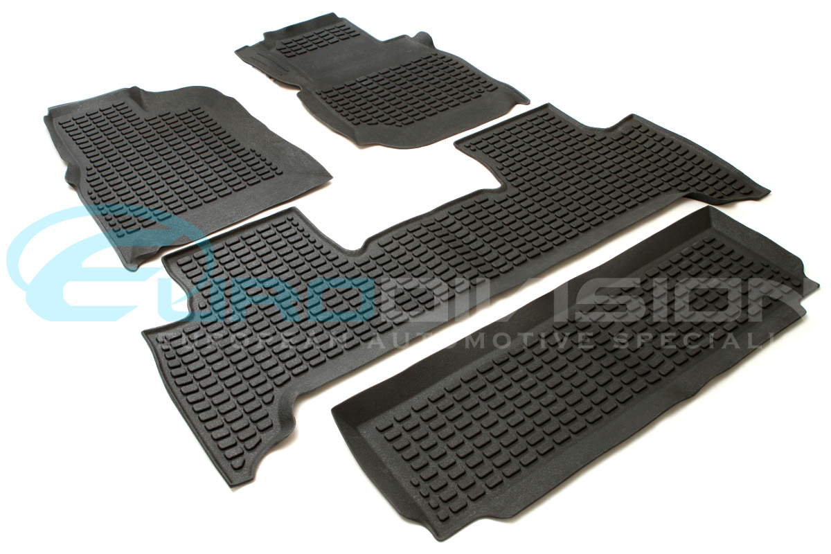 toyota land cruiser 100 series 98 07 rubber floor car