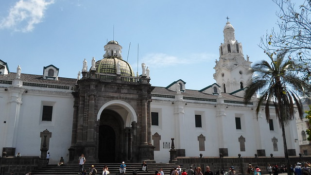 QUITO - LA CATEDRAL