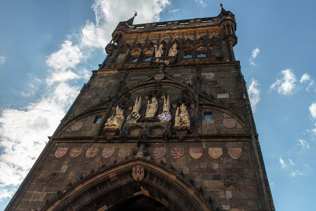 מגדל האבקה בפראג