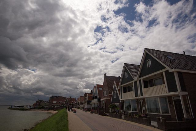 The Road to Volendam