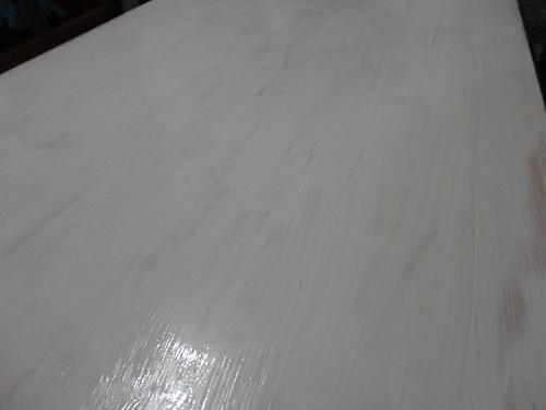 Table basse et meuble télé Relookés (Peinture Design Touch