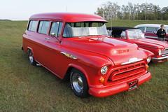 57 Chevrolet Suburban