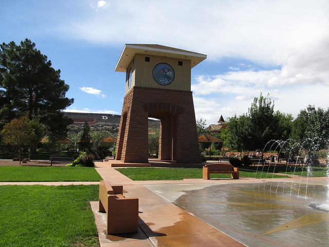 Parks in Downtown St. George, Utah (3)