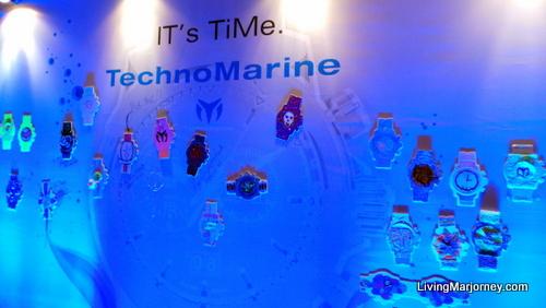 Technomarine, It's Time!