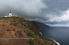 Farol da Ponta do Pargo (Calheta, Madeira)