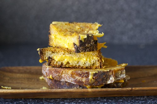frico grilled cheese