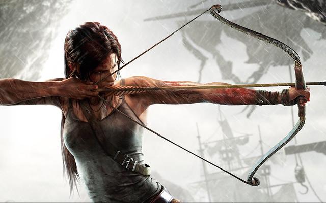 Tomb Raider Art Wide Wallpaper