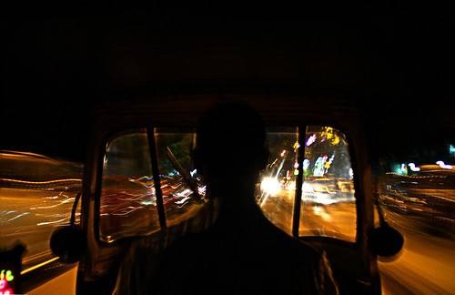 Mumbai Auto Ride Trance by saish746
