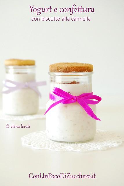 Yogurt e confettura 1 br