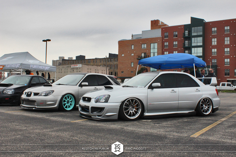 silver peanut eye wrx sti hawk eye eneki dubs downtown 2013 slammed dropped dumped bagged static coilovers hella flush stanced stance fitment low lowered lowest camber wheels tucked 16s 17s 18s 19s 20s 3piece 1 piece custom airbags scene scenester