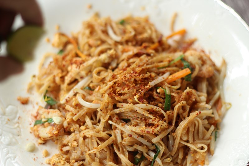 to thai noodle for how cook rice pad Lover: fried style (Thai Nasi Thai Lemak rice noodles) Pad