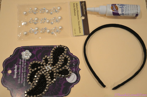 DIY-Flapper Headpiece