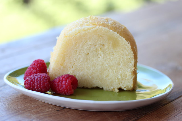 Ultimate Lemon Pound Cake Bundt