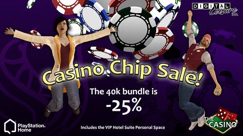 Digital Leisure - Casino Sale