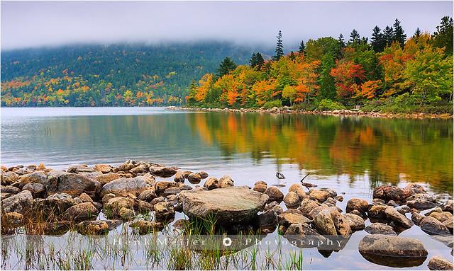 Jordan Pond - Acadia N.P - Maine