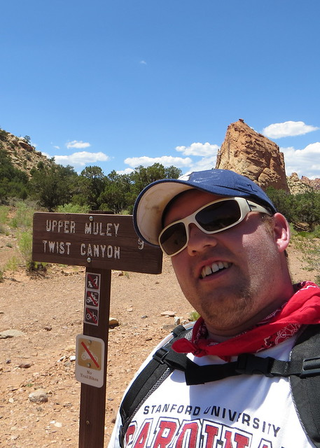 Capitol Reef - Upper Muley Twist 087