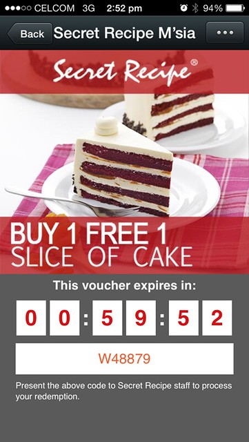 wechat secret recipe - buy 1 free i cake (1)