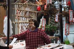 Akashi Fish Market & Environs: X-Pro1 + Minolta 70-210/4 & 24-35/3.5