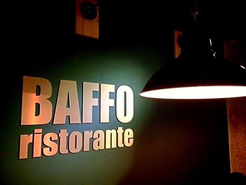 Fabien Zanner, chef de Baffo, nouveau restaurant toscan du Marais