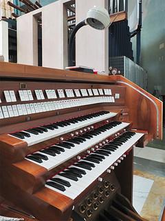 Mascioni Op. 353 / Leorin. Padova, Chiesa della Madonna Pellegrina