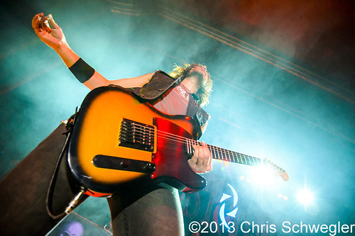 Halestorm – 12-05-13 – Royal Oak Music Theatre, Royal Oak, MI
